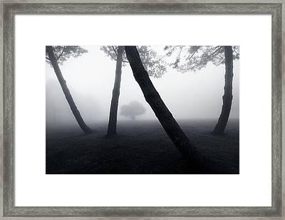 Jailed Framed Print