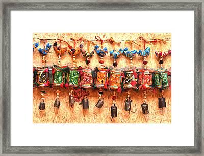 Jaisalmer Desert Festival-2 Framed Print