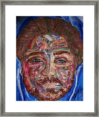 Jakob Framed Print
