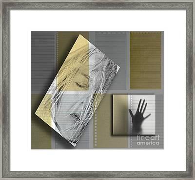 Jamais Plus Tard Dans Leur Souvenir  Framed Print