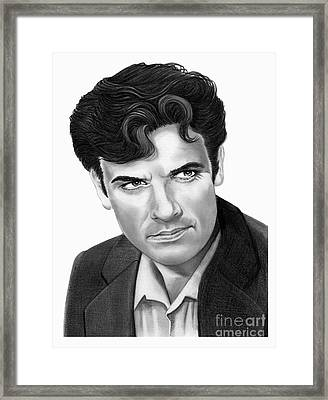James Best Framed Print by Murphy Elliott
