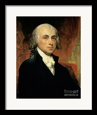 Historical Figure Framed Prints