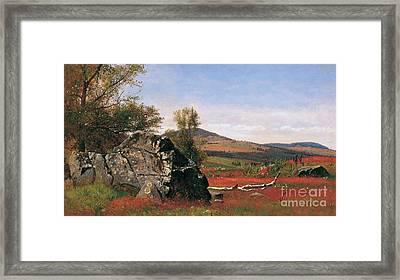 James Mcdougal Hart Framed Print by MotionAge Designs