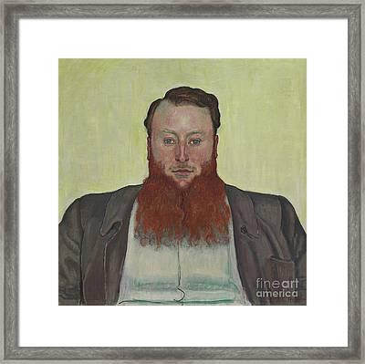James Vibert Framed Print