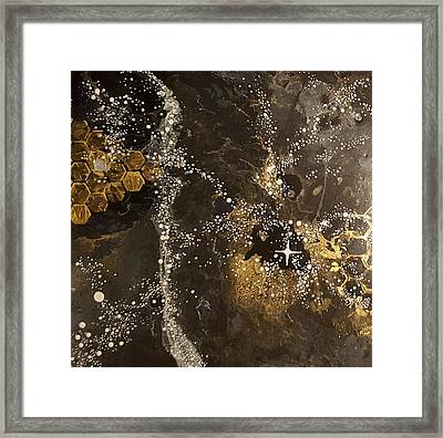 James' Webb Framed Print