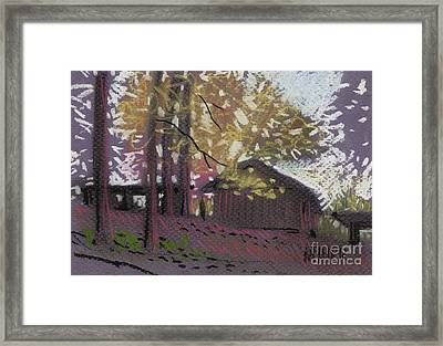 James's Barns 9 Framed Print