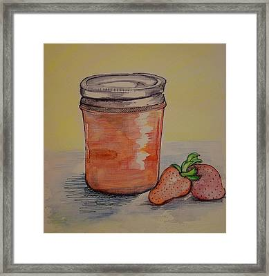 Jammin' Framed Print by Anne Seay