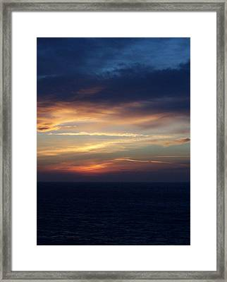 January 29 II Framed Print by Matt Swann