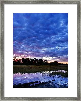 January Morning Framed Print by Phill Doherty