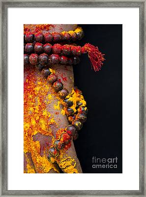 Japa Framed Print by Tim Gainey