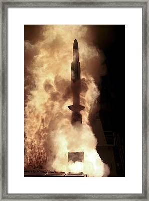 Japan Maritime Self Defense Force Framed Print by Stocktrek Images