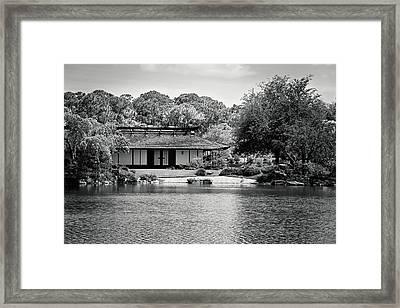 Japanese Home Framed Print