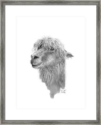 Jarrett Framed Print