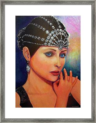 Jasmine Framed Print by Michael Durst