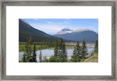 Jasper Alberta Framed Print