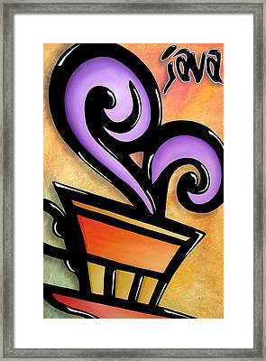 Java By Thomas Fedro Framed Print by Tom Fedro - Fidostudio