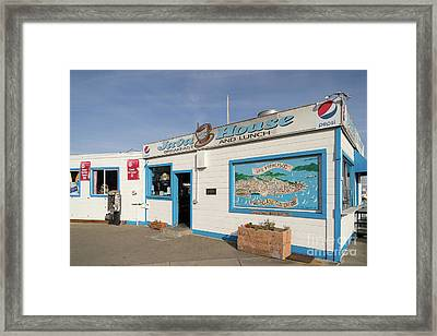 Java House Breakfast And Lunch At San Francisco Embarcadero Dsc5766 Framed Print