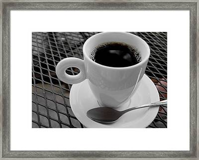 Java Yes Framed Print by JAMART Photography