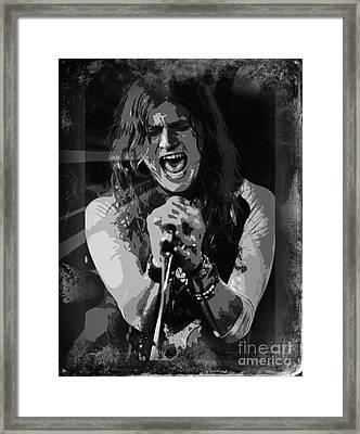 Jay Buchanan Framed Print