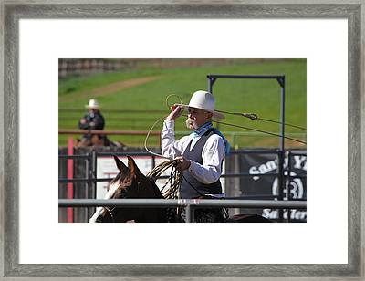 Jay Harney 1 Framed Print