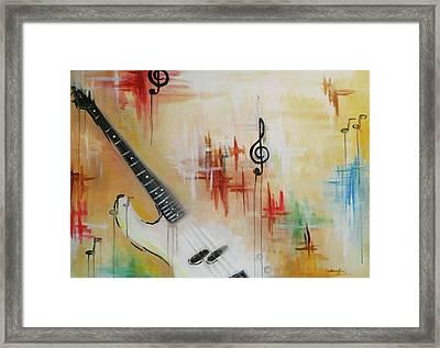 Jazz 001 Framed Print