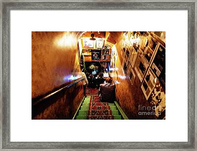 Jazz Club Framed Print