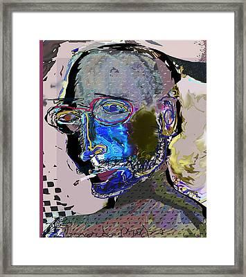 Jazz June Framed Print by Noredin Morgan