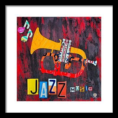 Music Framed Prints
