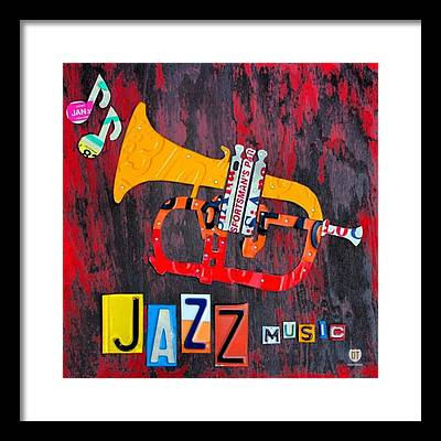 Music Framed Prints