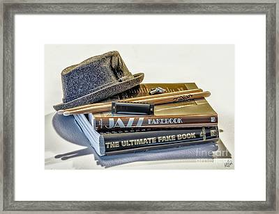 Framed Print featuring the photograph Jazz by Walt Foegelle