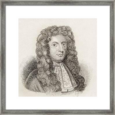 Jean Chardin, 1643 To 1713. Born Framed Print
