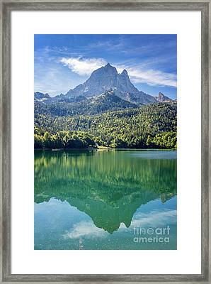 Jean Pierre Framed Print by Delphimages Photo Creations