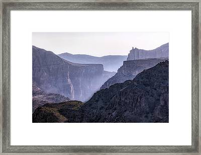 Jebel Akhdar - Oman Framed Print by Joana Kruse
