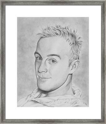 Jeff Framed Print