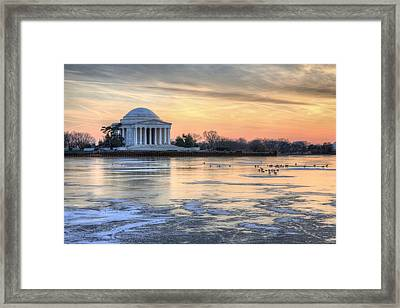 Jefferson Framed Print by JC Findley