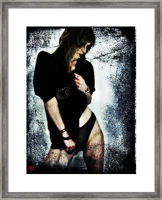 Jenn 1 Framed Print