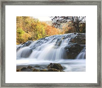 Framed Print featuring the photograph Jennings Creek 2 by Alan Raasch