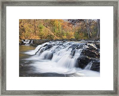 Framed Print featuring the photograph Jennings Creek by Alan Raasch