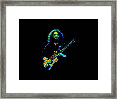 Jerry T1 Framed Print