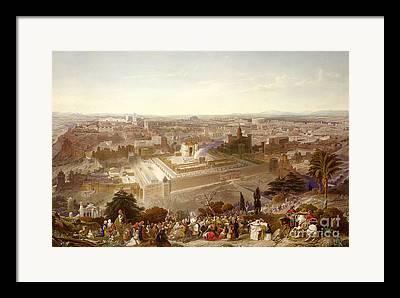 Palestine Framed Prints