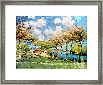 Jesen '15 Framed Print by Ante Barisic
