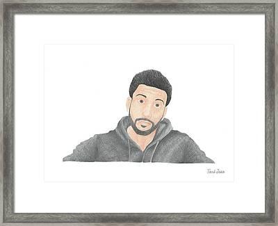 Jesse Wellens Framed Print