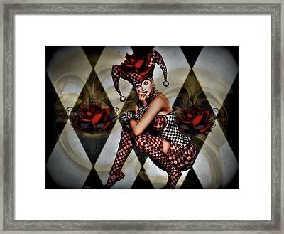 Jester Abrienda Framed Print