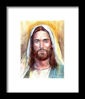 Nazareth Framed Prints