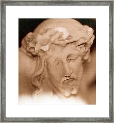 Jesus Framed Print by Paul  Trunk
