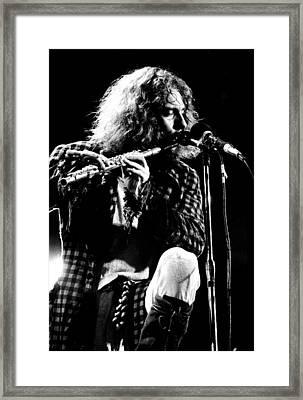 Jethro Tull 1970 No. 2  Framed Print