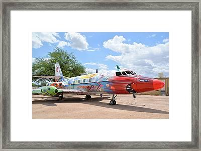 Jetstar Framed Print
