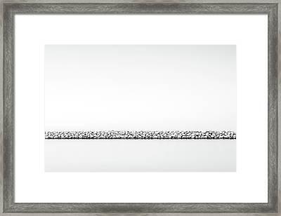 Jetty No. 01 Framed Print