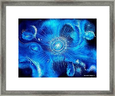 Jewel Of The Islands Framed Print by Lee Pantas