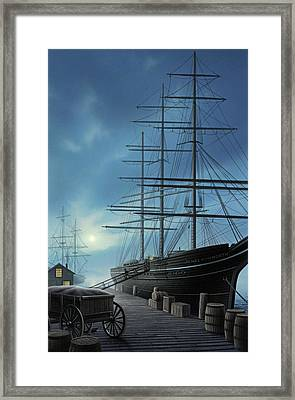 Jewel Of The North Framed Print by Jerry LoFaro